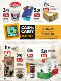 Φυλλάδια Bazaar Cash & Carry - 20.07.2020 - 01.08.2020.