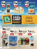 Φυλλάδια Bazaar Cash & Carry - 03.08.2020 - 14.08.2020.