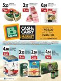 Φυλλάδια Bazaar Cash & Carry - 17.08.2020 - 05.09.2020.