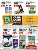 Φυλλάδια Bazaar Cash & Carry - 21.09.2020 - 03.10.2020.