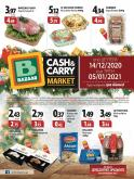 Φυλλάδια Bazaar Cash & Carry - 14.12.2020 - 05.01.2021.