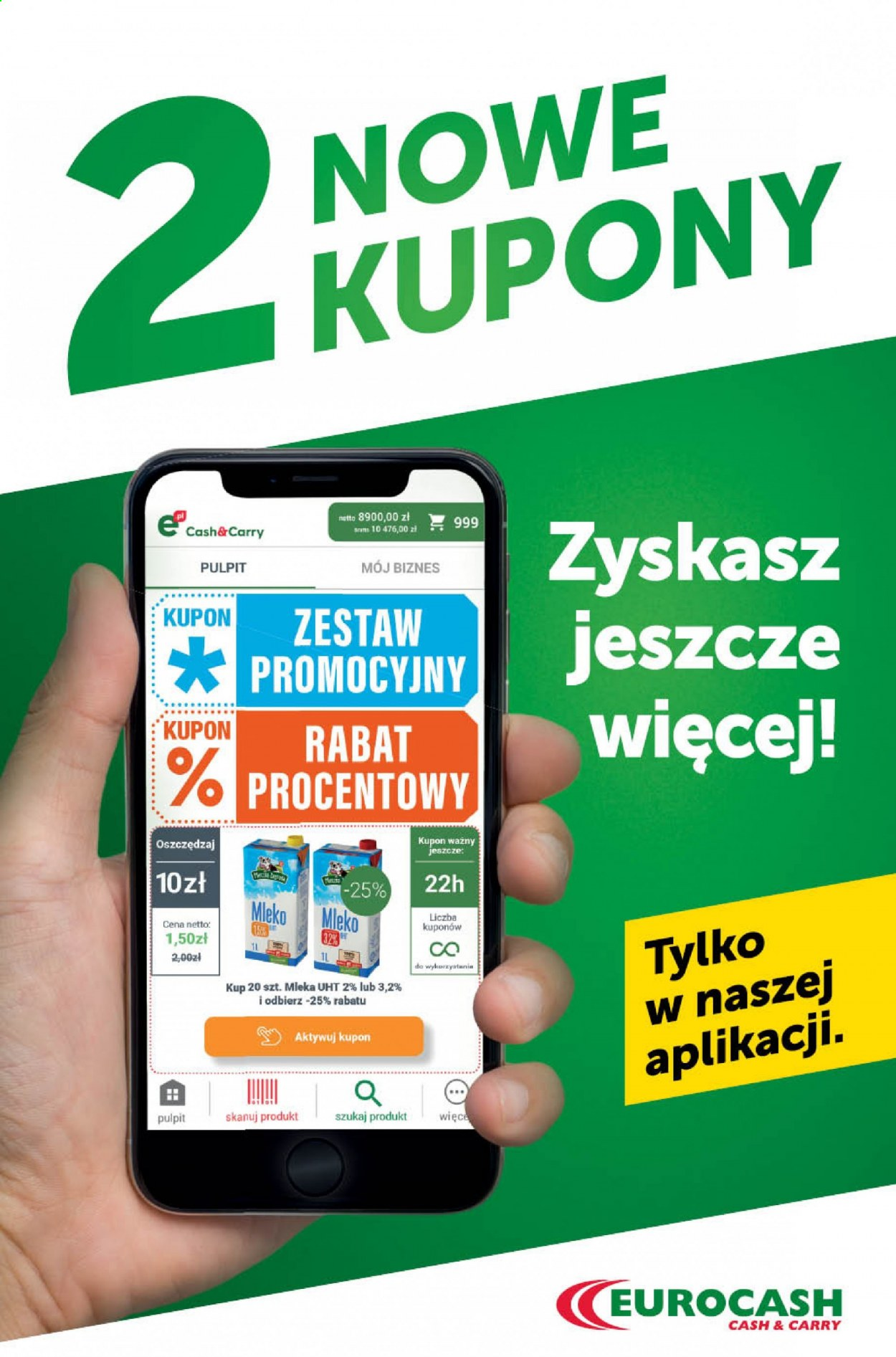 Gazetka Eurocash Cash & Carry - 3.5.2021. - 16.5.2021.. Strona 2.