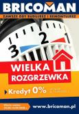 Gazetka Bricoman - 24.8.2020 - 13.9.2020.