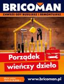 Gazetka Bricoman - 19.10.2020 - 31.10.2020.