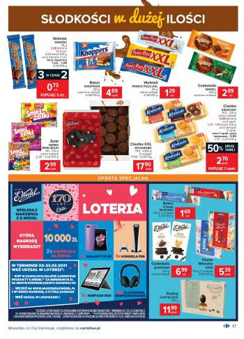 Gazetka Carrefour - 16.2.2021 - 27.2.2021.