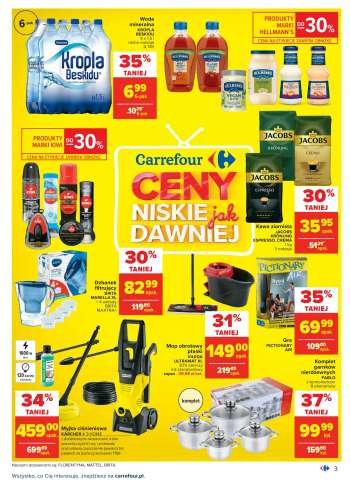 Gazetka Carrefour - 2.3.2021 - 13.3.2021.