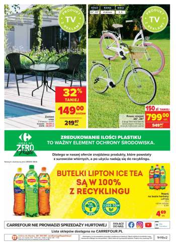 Gazetka Carrefour - 20.4.2021 - 30.4.2021.
