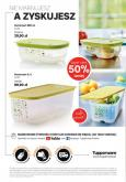 Gazetka Tupperware - 7.5.2018 - 3.6.2018.