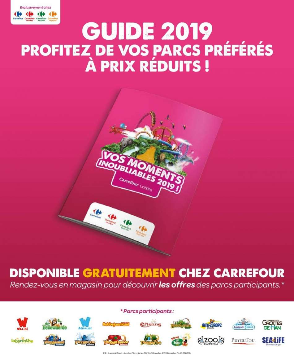 Catalogue Carrefour 1 3 2019 1 5 2019 Uw Folder Be
