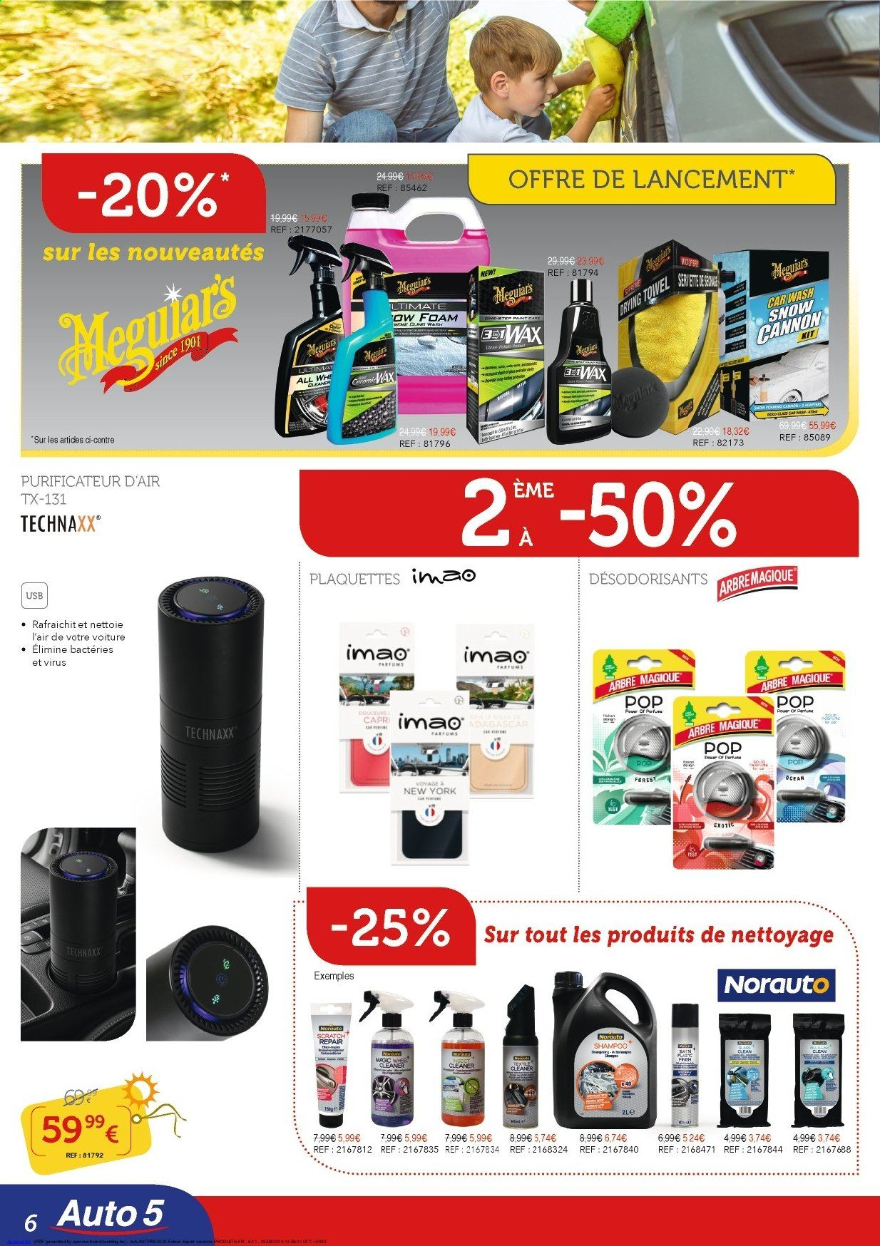 Catalogue Auto5  - 11.6.2019 - 10.7.2019. Page 6.