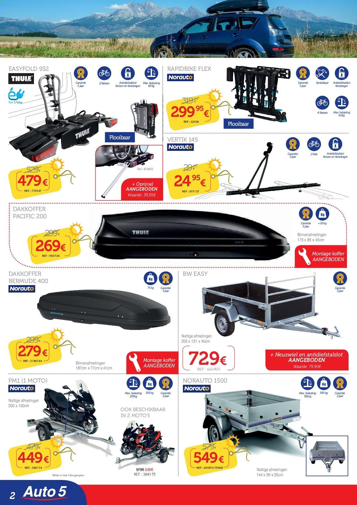 Catalogue Auto5  - 11.7.2019 - 18.8.2019. Page 2.