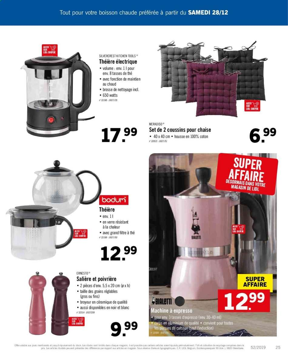Catalogue Lidl 26122019 31122019 Uw Folderbe