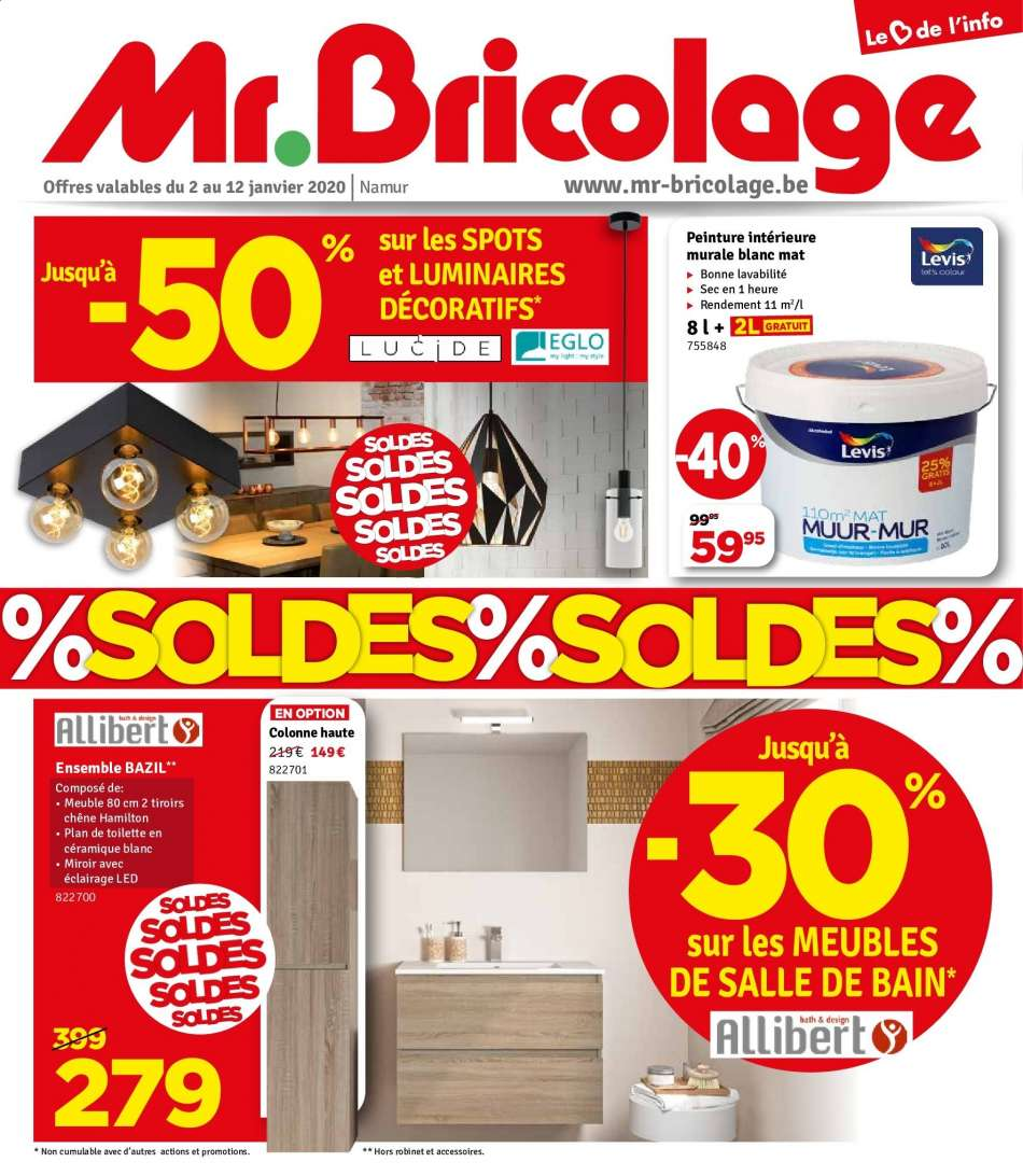 Catalogue Mr Bricolage 2 1 2020 12 1 2020 Uw Folder