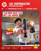 Catalogue Lidl - 1.7.2020 - 31.7.2020.