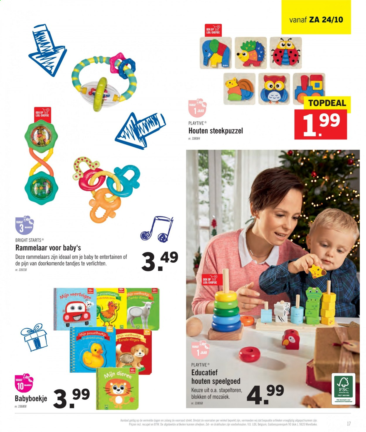 Catalogue Lidl . Page 17.