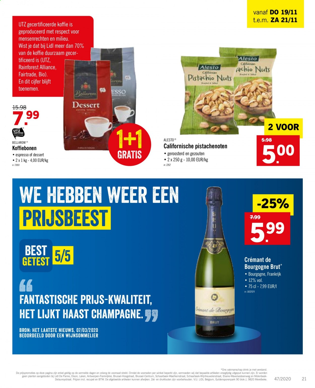 Catalogue Lidl  - 16.11.2020 - 21.11.2020. Page 23.