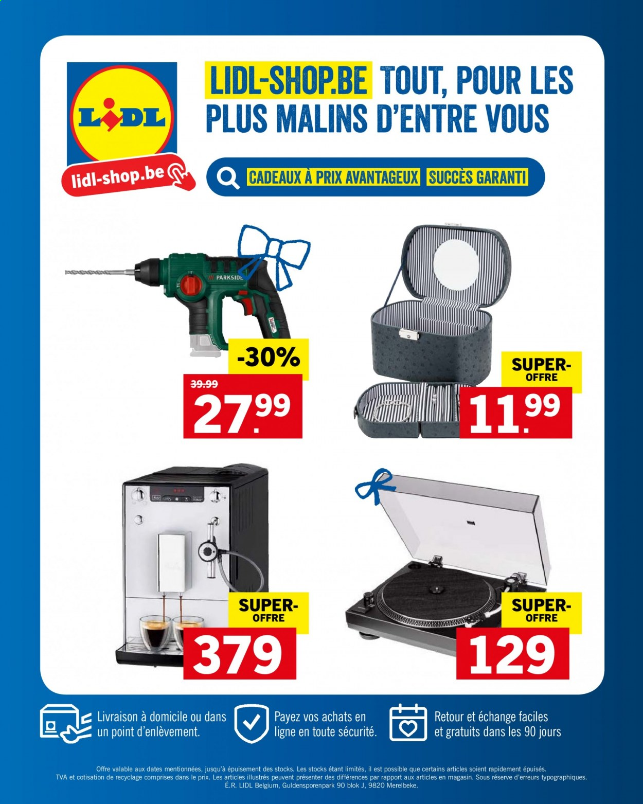 Catalogue Lidl . Page 24.