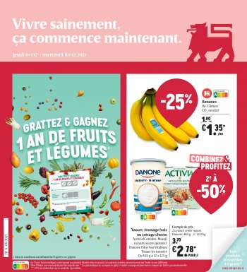 Catalogue Delhaize - 4.2.2021 - 10.2.2021.