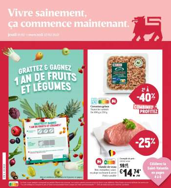 Catalogue Delhaize - 11.2.2021 - 17.2.2021.