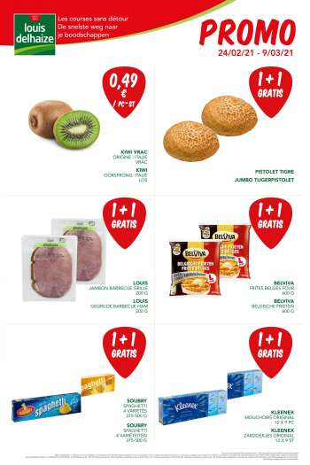 Catalogue Louis Delhaize