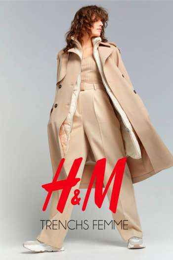 Catalogue H&M.