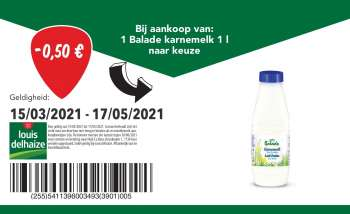 Catalogue Louis Delhaize - 15.3.2021 - 17.5.2021.