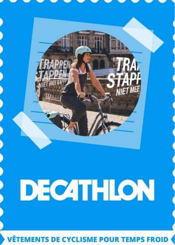 Decathlon folder