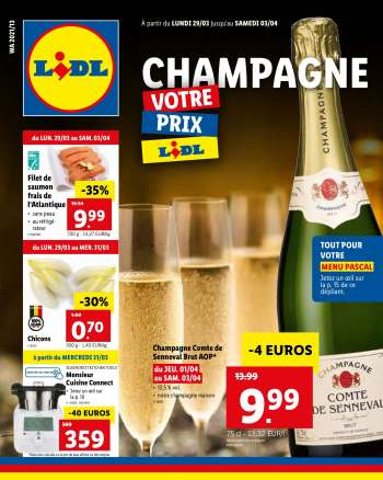 Catalogue Lidl - 29.3.2021 - 3.4.2021.