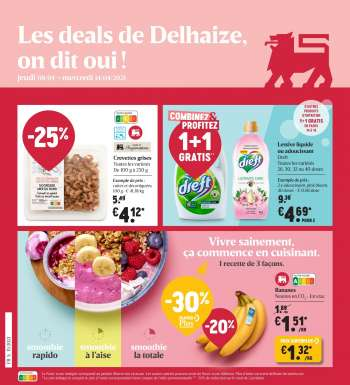 Catalogue Delhaize - 8.4.2021 - 14.4.2021.