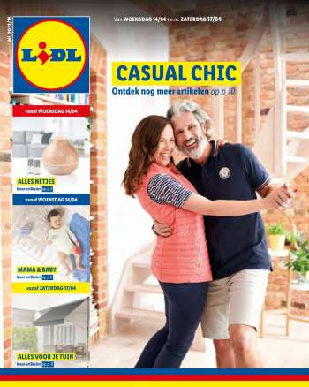 Catalogue Lidl - 14.4.2021 - 17.4.2021.