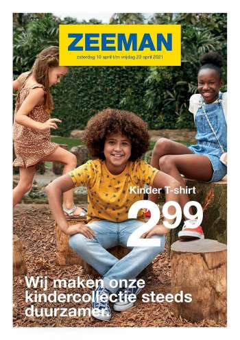 Catalogue Zeeman - 10.4.2021 - 23.4.2021.