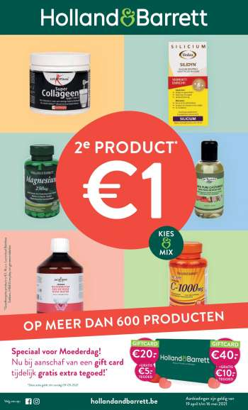 Catalogue Holland & Barrett