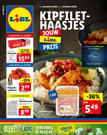 Catalogue Lidl - 3.4.2021 - 8.4.2021.