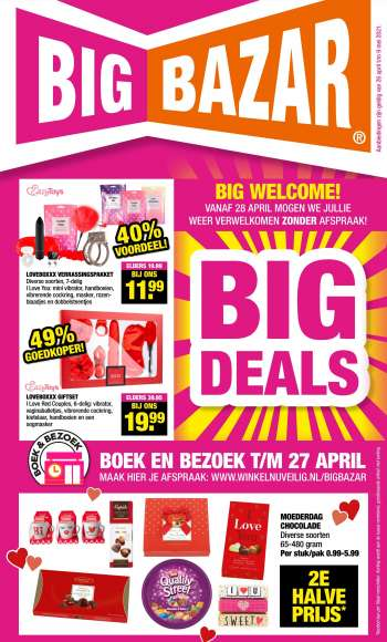 Catalogue Big Bazar