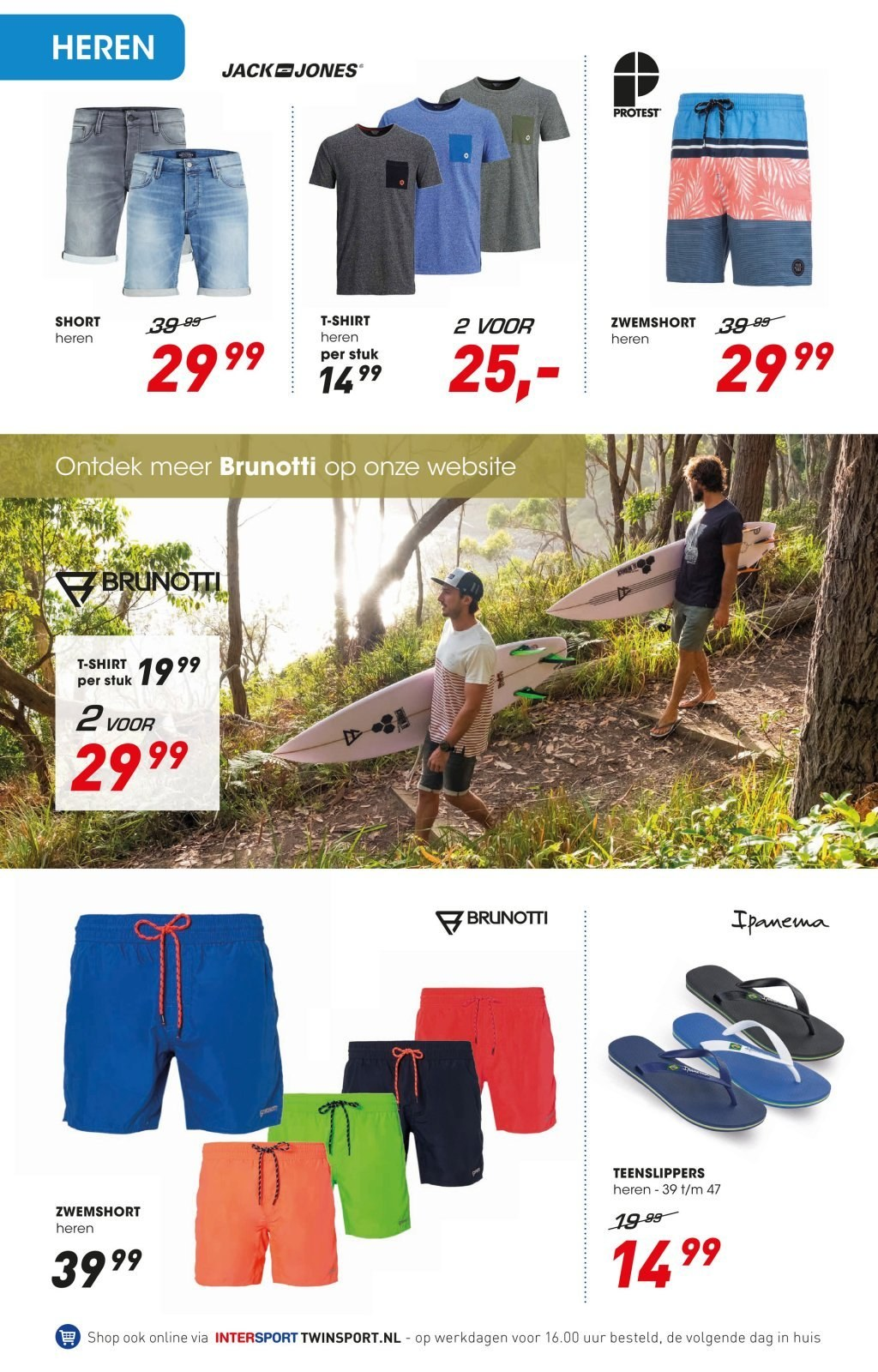 Intersport-aanbieding - 22.6.2018 - 8.7.2018. Pagina 4.