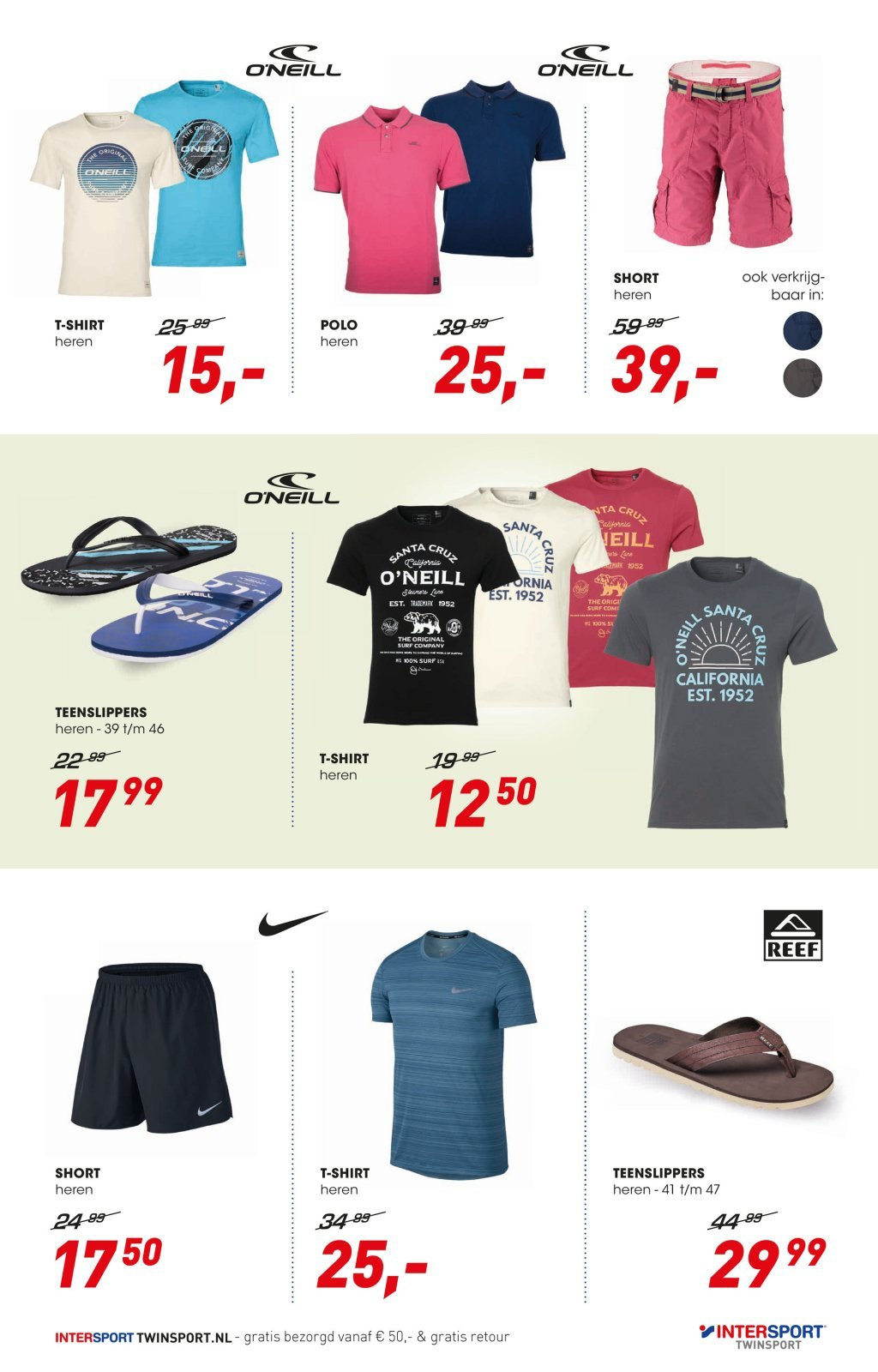 Intersport-aanbieding - 22.6.2018 - 8.7.2018. Pagina 5.