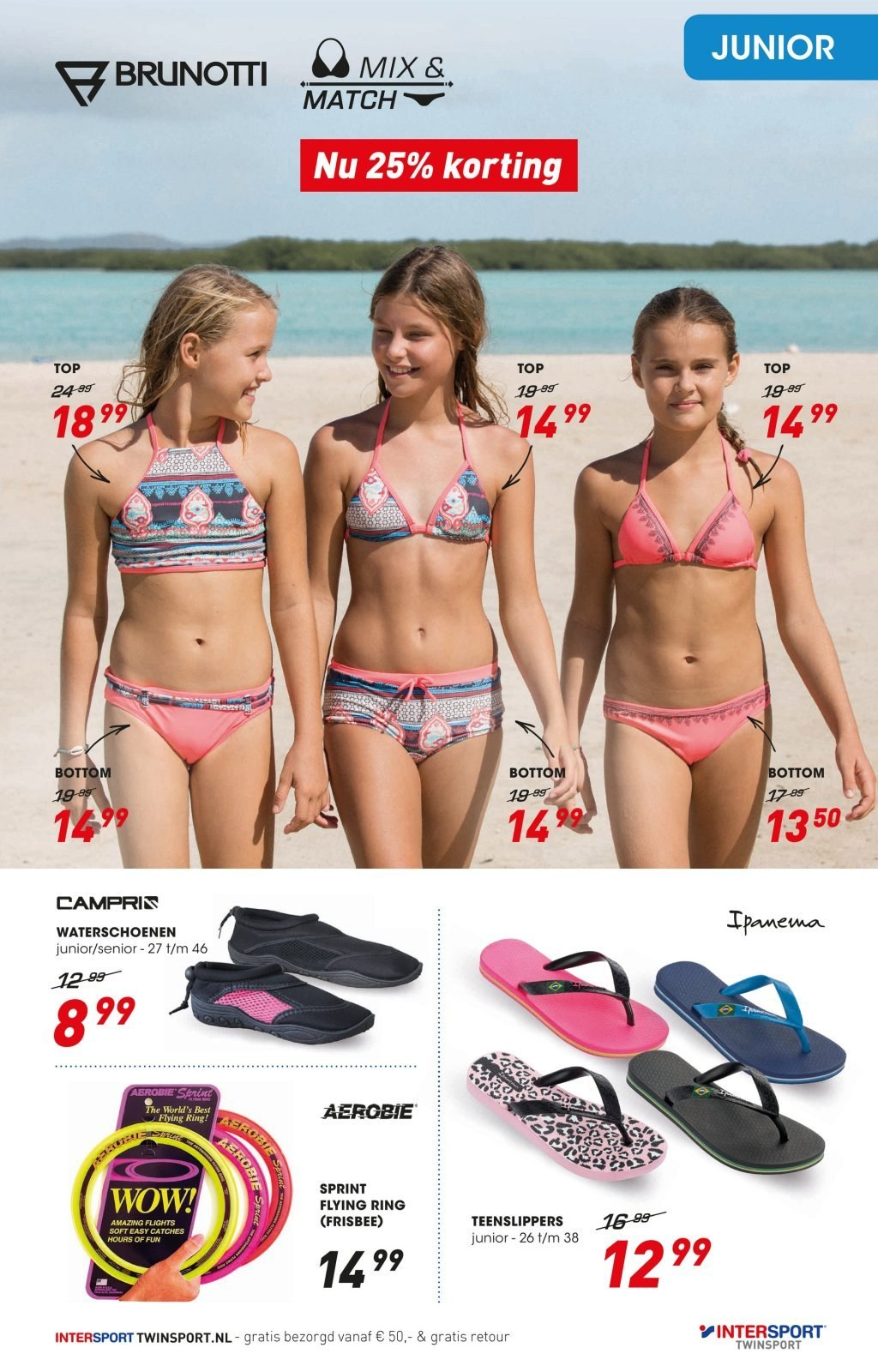 Intersport-aanbieding - 22.6.2018 - 8.7.2018. Pagina 7.