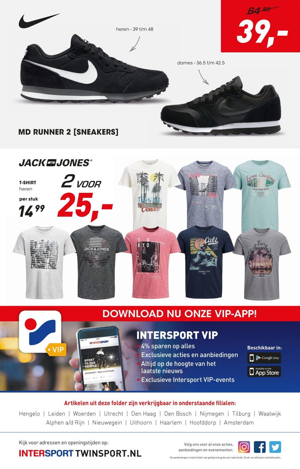 Intersport-aanbieding - 22.6.2018 - 8.7.2018. Pagina 8.