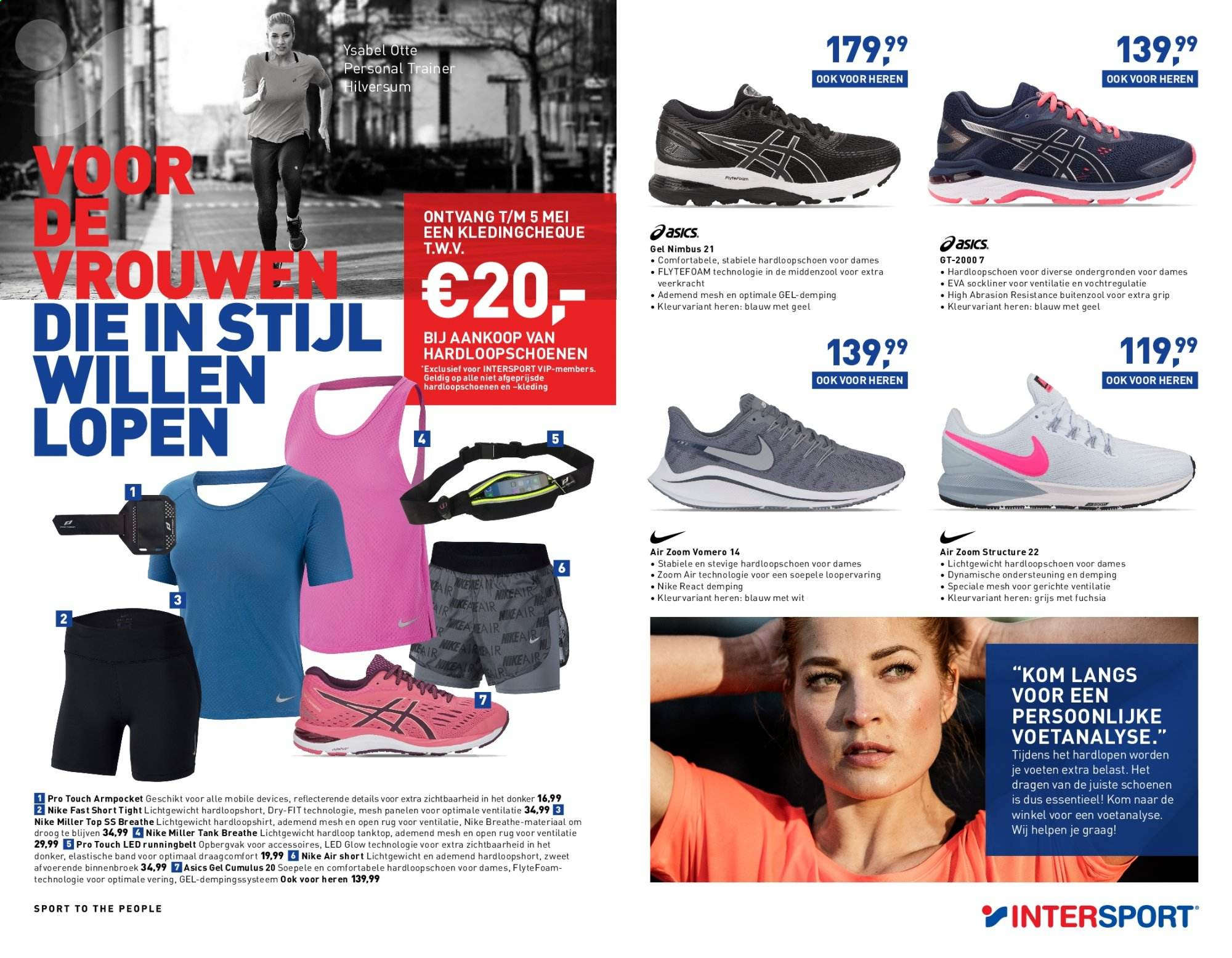 Intersport-aanbieding - 21.4.2019 - 5.5.2019. Pagina 2.