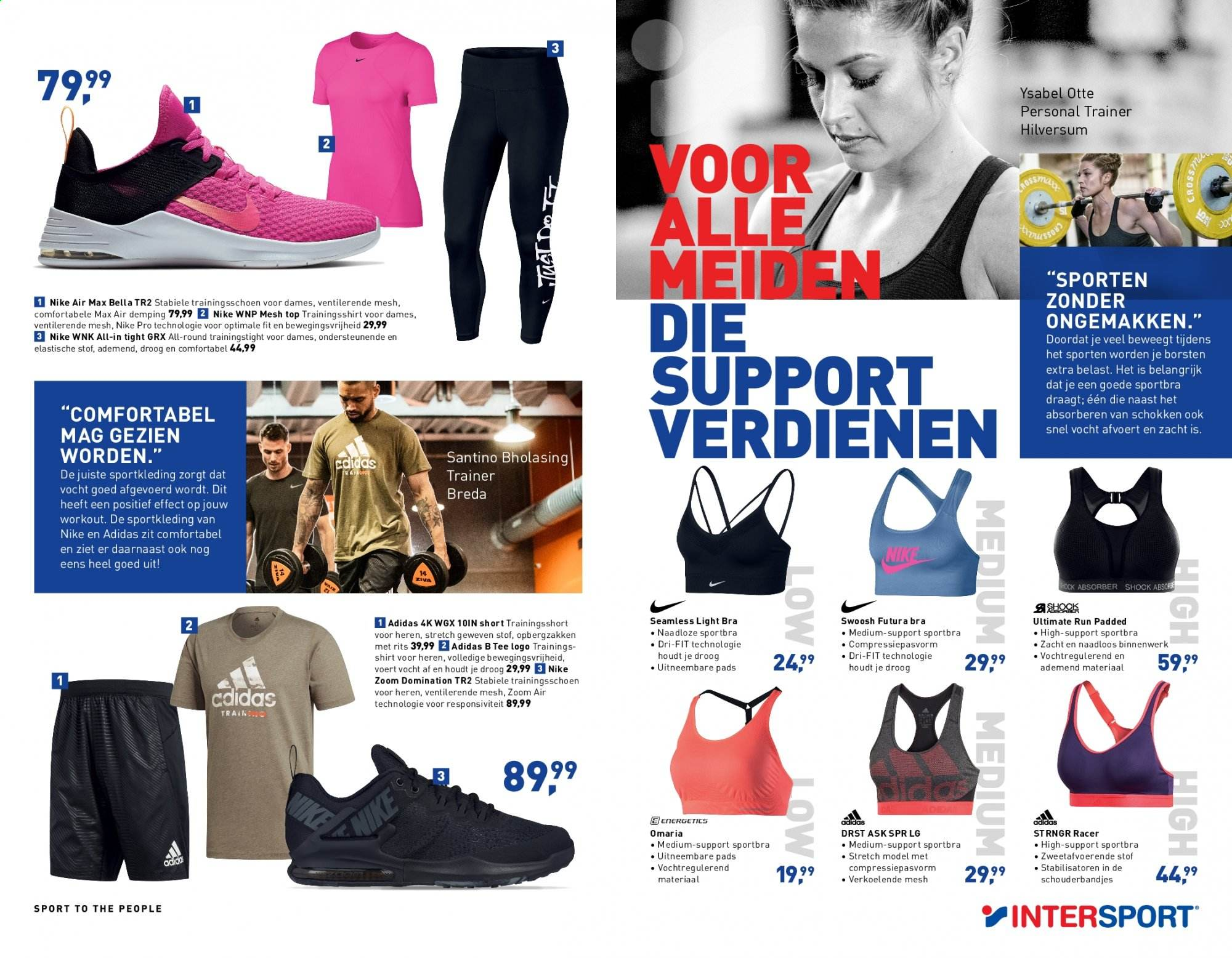 Intersport-aanbieding - 21.4.2019 - 5.5.2019. Pagina 3.