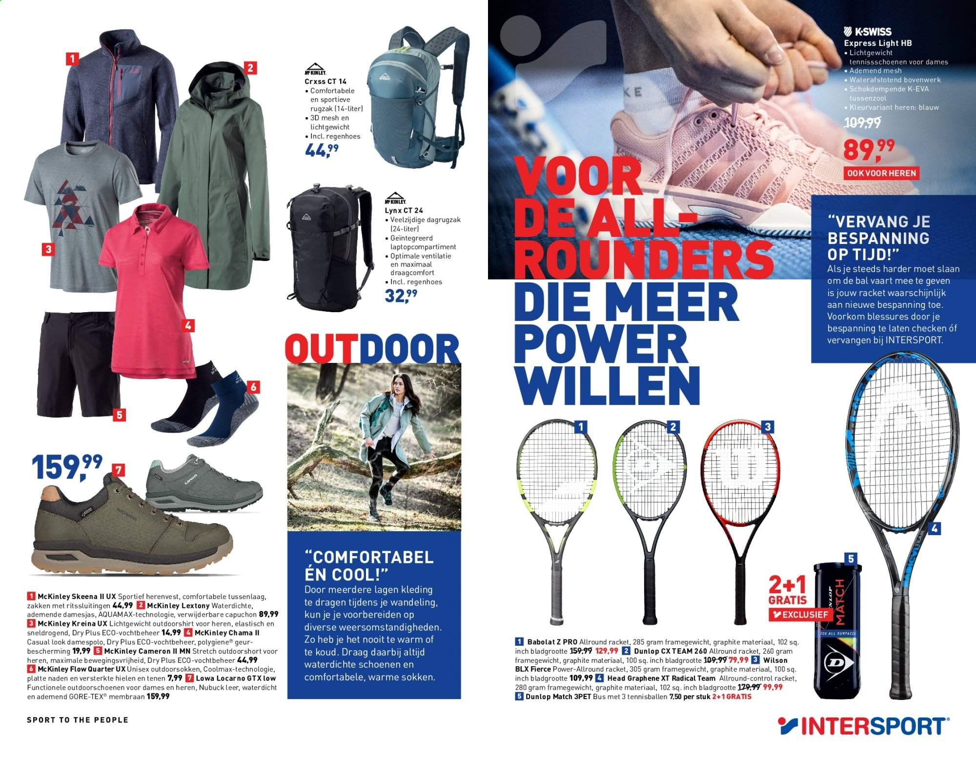 Intersport-aanbieding - 21.4.2019 - 5.5.2019. Pagina 4.