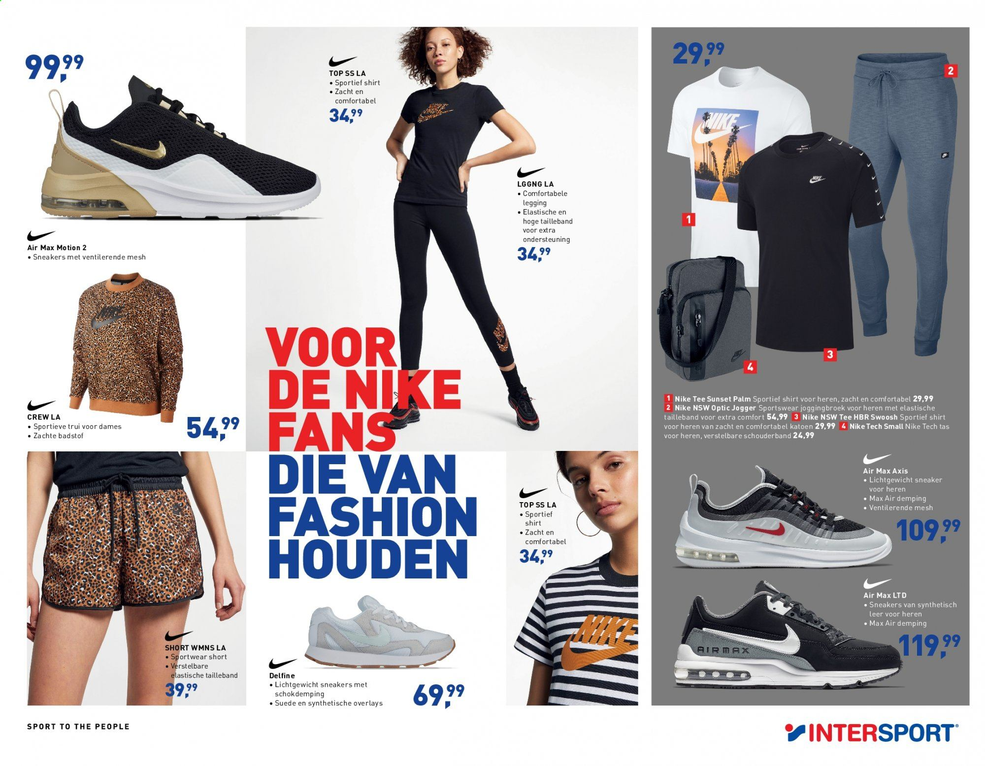Intersport-aanbieding - 21.4.2019 - 5.5.2019. Pagina 6.
