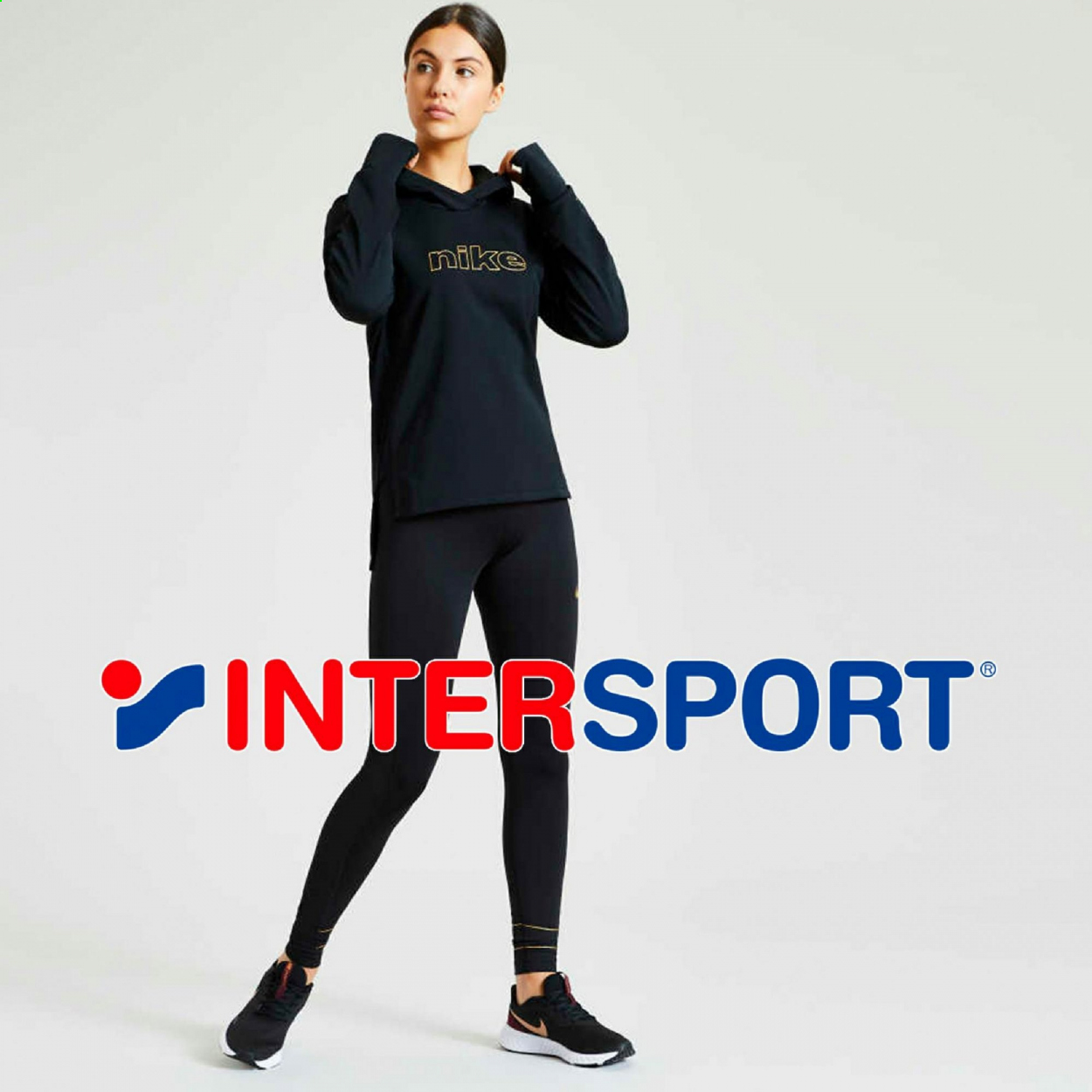 Intersport-aanbieding. Pagina 1.