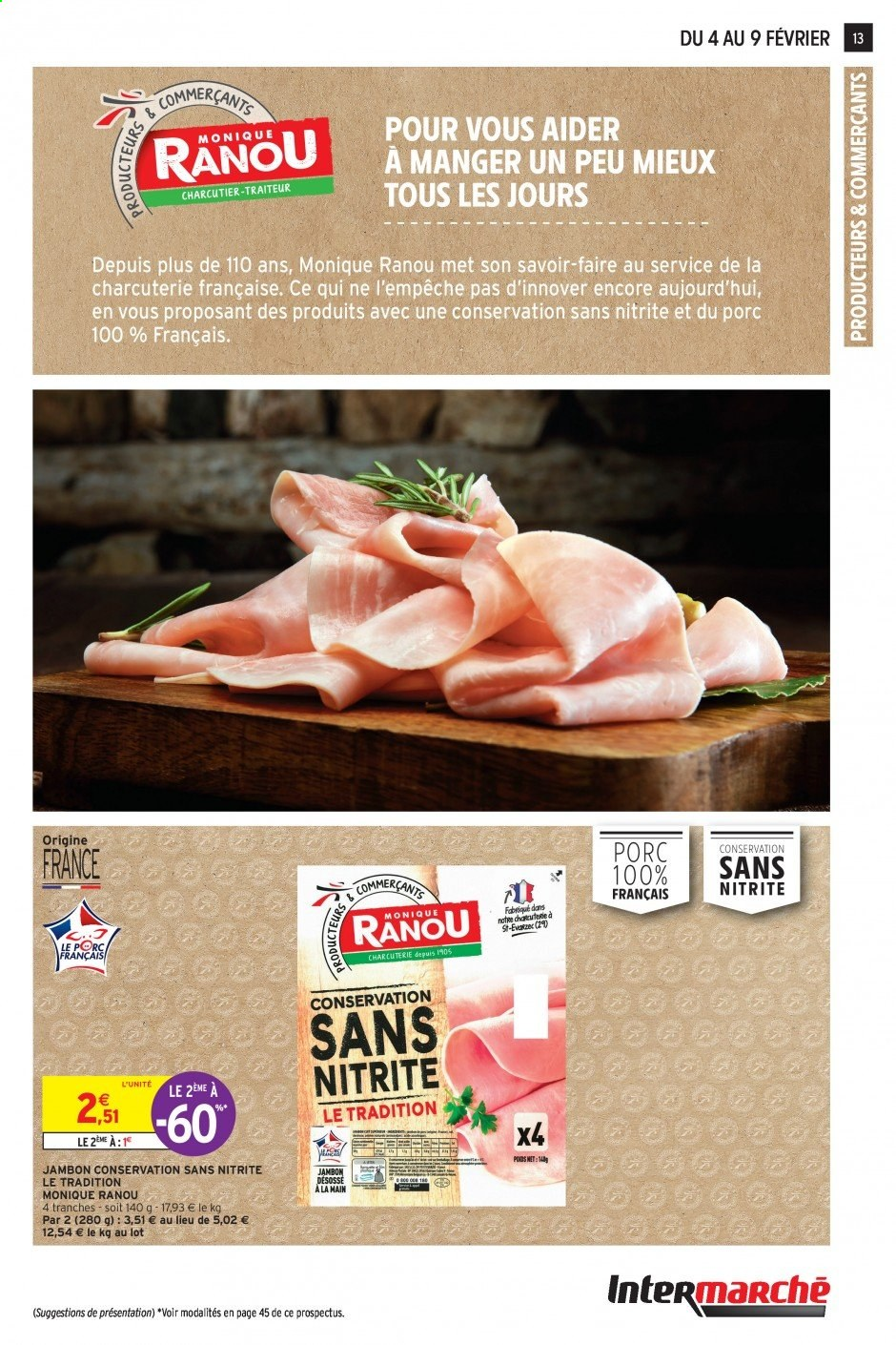 Catalogue Intermarché - 04.02.2020 - 09.02.2020. Page 12.