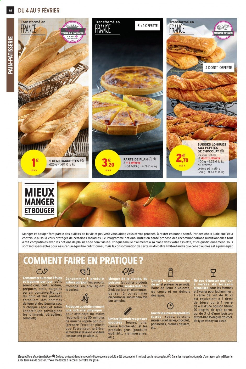 Catalogue Intermarché - 04.02.2020 - 09.02.2020. Page 22.