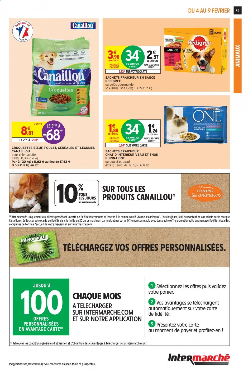 Catalogue Intermarché - 04.02.2020 - 09.02.2020. Page 35.