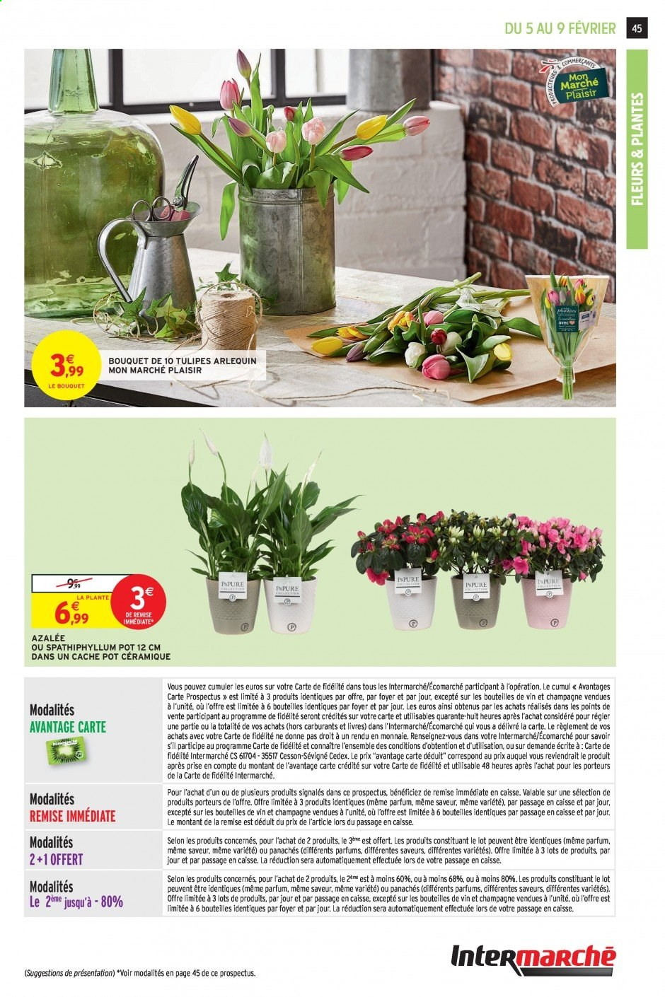 Catalogue Intermarché - 04.02.2020 - 09.02.2020. Page 41.