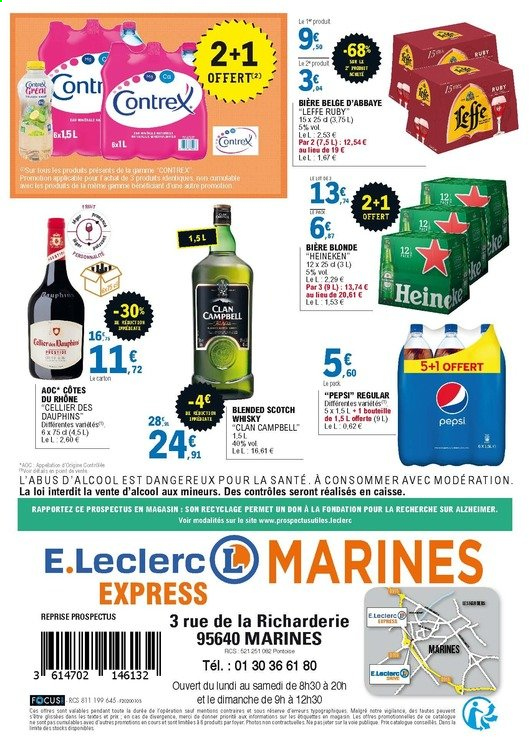 Catalogue E.Leclerc - 04.02.2020 - 16.02.2020. Page 4.