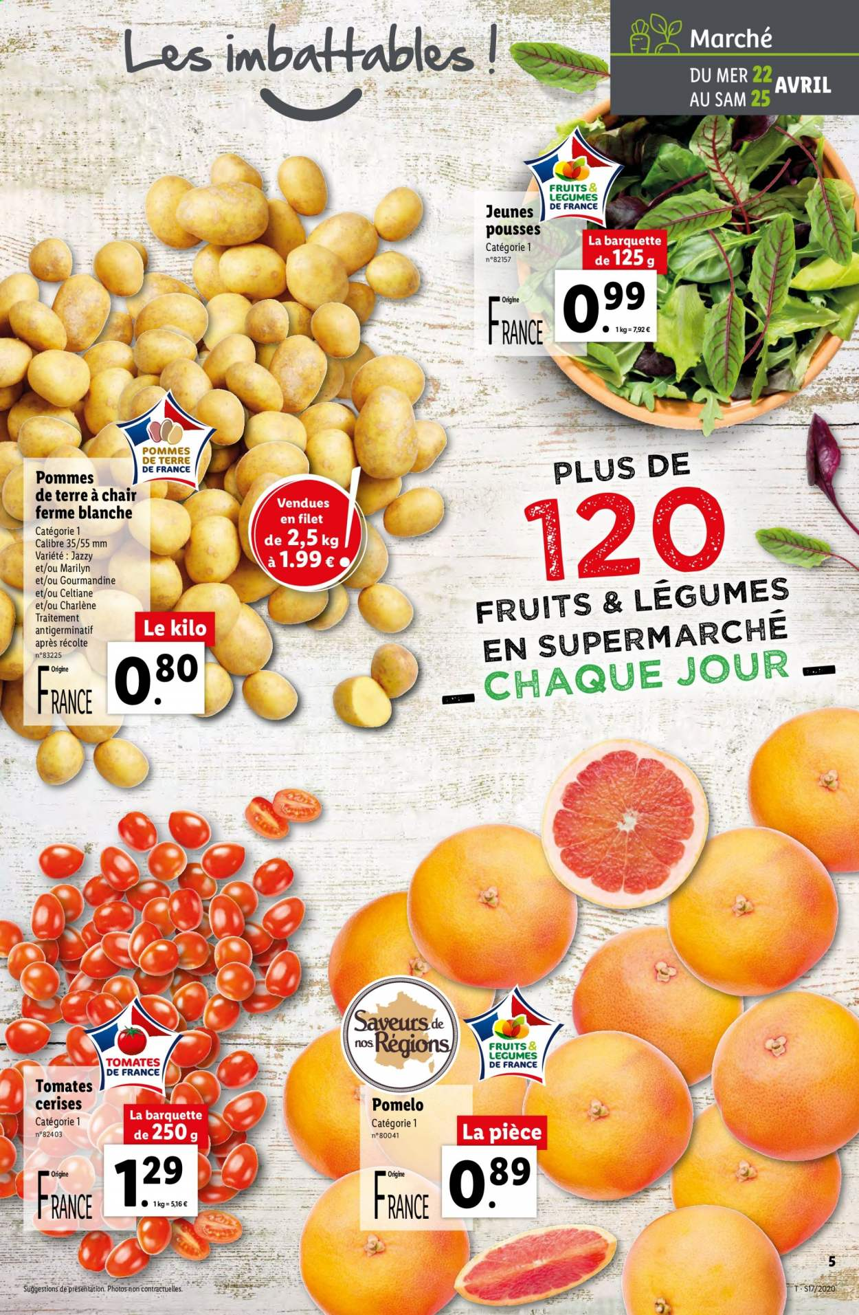 Catalogue Lidl - 22.04.2020 - 28.04.2020. Page 5.