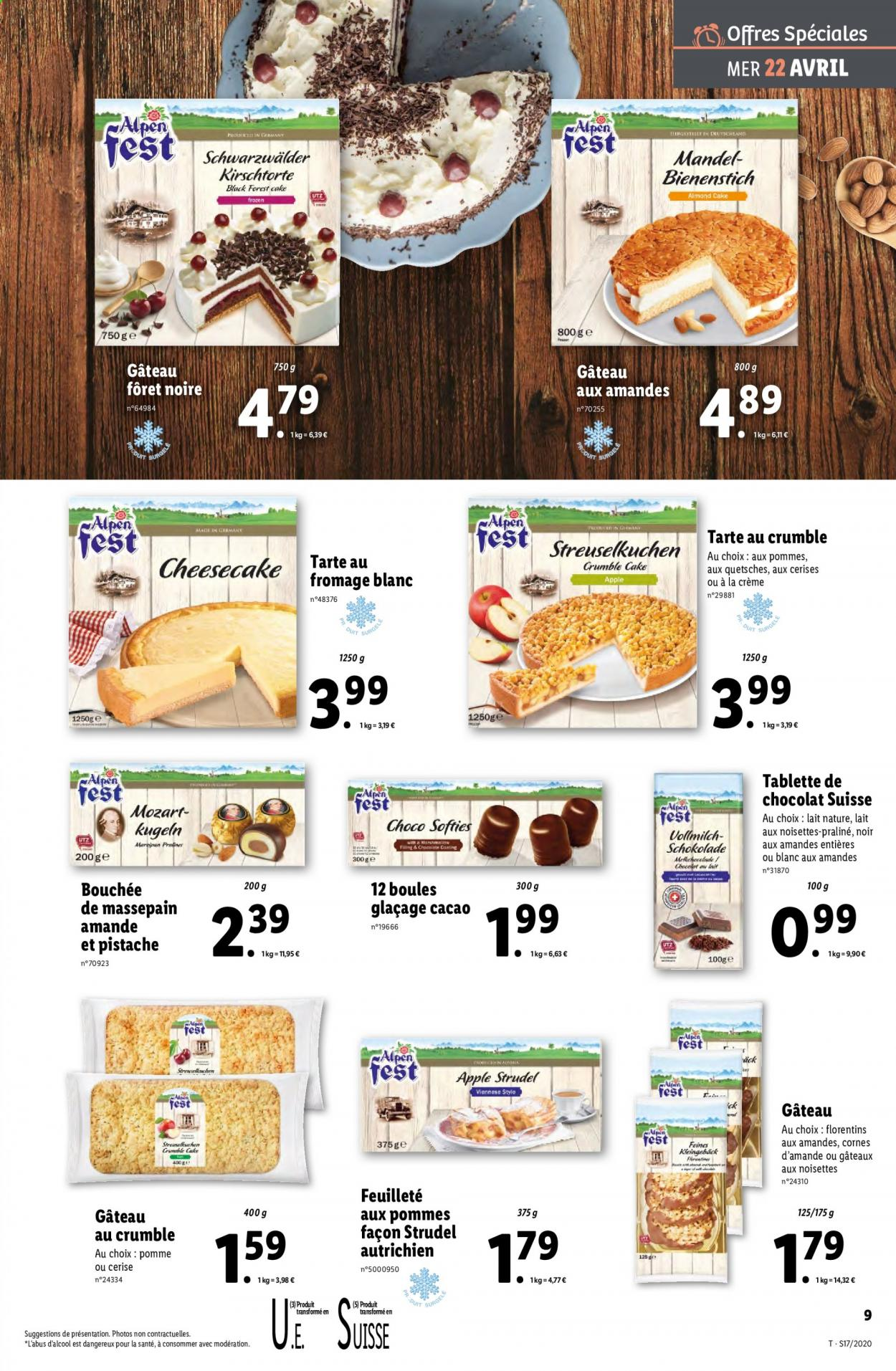 Catalogue Lidl - 22.04.2020 - 28.04.2020. Page 9.